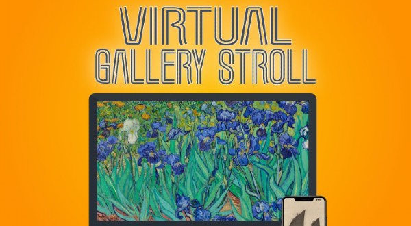 Park City Virtual Gallery Stroll banner